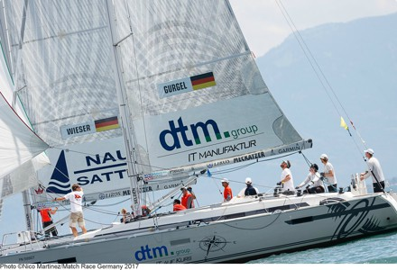 Match Race Germany 2017 / Nico Martinez/Christof Grandl ALT