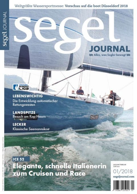 Cover: Segel Journal